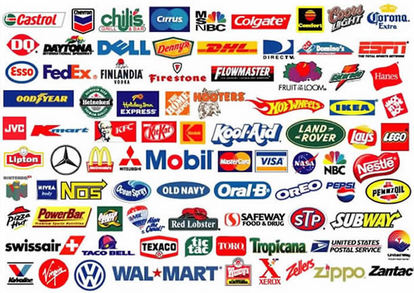 Monopolistic competition logos