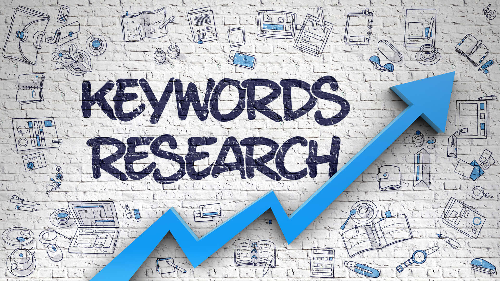 Tips for using the right keywords in your website or blog.